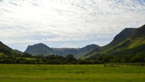 Английские симпатичные природа, парки и живая природа Стоковое фото RF