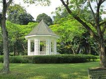 Английский павильон в Сингапуре Стоковые Изображения
