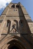 английский собор Стоковое фото RF