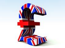 Английский фунт бесплатная иллюстрация