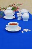 английский чай Стоковые Фотографии RF