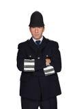 Английский costume полицейския Стоковая Фотография RF