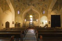 Англиканская церковь St Simon фанатик стоковая фотография rf