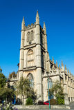 АНГЛИЯ, ВАННА - 29-ОЕ СЕНТЯБРЯ 2015: St Mary девственница, Bathwick, Engli Стоковые Фото