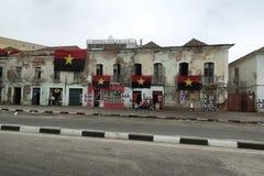 Ангольские резиденты Стоковые Фото