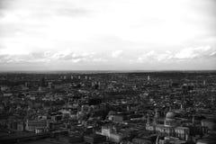 Английский городской пейзаж Стоковые Фотографии RF
