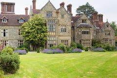 Английский деревенский дом Стоковое фото RF