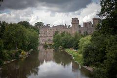 Английский замок Стоковые Фото