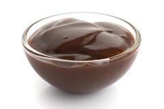 Английский коричневый соус стоковое фото