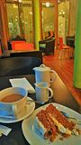 английский чай Стоковые Изображения RF