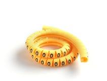 Английский язык отметки кабеля LAN Стоковые Фотографии RF