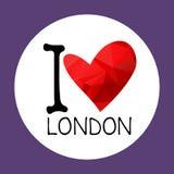 Английское love-14 Стоковые Фото