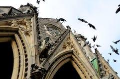 Англиканская церковь Монреаль стоковая фотография