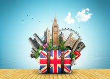 Англия Стоковое Фото