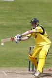 Англия 2012 v Австралия 4-ый один international дня Стоковые Фото