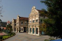 Англо-китайская школа Стоковые Фотографии RF