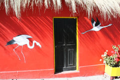 Андийский дом стоковые фото
