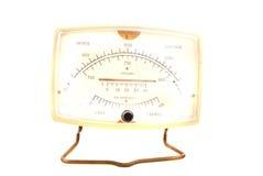 анероидный барометр Стоковая Фотография