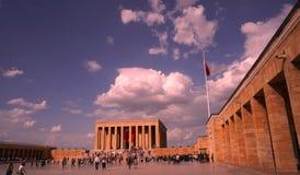 Анкара/Турция - 19-ое мая 2018: Люди празднуют 19-ое мая Commemorati Стоковое Изображение