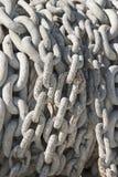 Анкерная цепь Стоковая Фотография RF