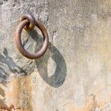 Анкер кольца металла Стоковые Фотографии RF