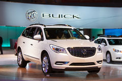 Анклав 2014 Buick стоковая фотография