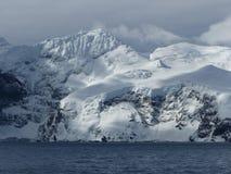 Антартический лед Стоковое фото RF