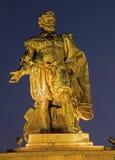 Антверпен - статуя художника P.P. Rubens Willem Geefs (1805-1883) Стоковые Изображения