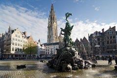 Антверпен Стоковое Фото