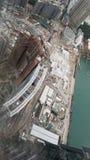 Антенна, Гонконг Стоковая Фотография RF