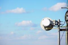 антенна клетчатая Стоковая Фотография