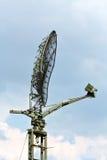 Антенна радара стоковое изображение
