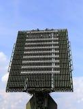 Антенна радара системы воздушной обороны Стоковое Фото