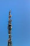 Антенна радиосвязей Стоковые Изображения RF
