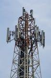 Антенна сотового телефона Стоковое Фото