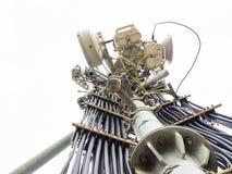 Антенна для мобильной телефонии Стоковое Изображение RF