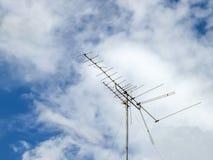 Антенна Tv Стоковое фото RF
