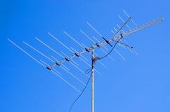 антенна tv Стоковые Фотографии RF
