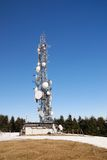 Антенны для радиосвязей Стоковые Фото