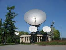 антенны Стоковые Изображения RF