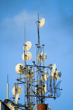антенны Стоковые Изображения