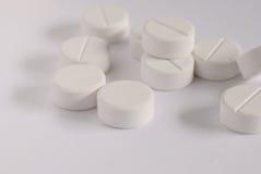антибиотические пилюльки Стоковые Фотографии RF