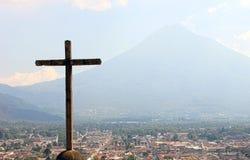 Антигуа Гватемала Стоковое Изображение RF
