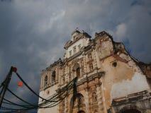 Антигуа Гватемала стоковая фотография