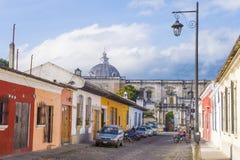 Антигуа Гватемала Стоковые Изображения RF