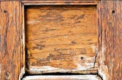 Антиквариат деревянный. Стоковая Фотография