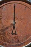 Антиквариат заржавел масштаб Стоковая Фотография RF