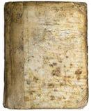 антикварная крышка книг Стоковая Фотография