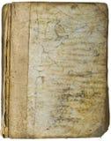 антикварная крышка книг Стоковое Изображение RF