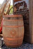Антикварный магазин в Аризоне стоковые изображения